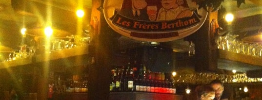 Les BerThoM is one of Beer Map.