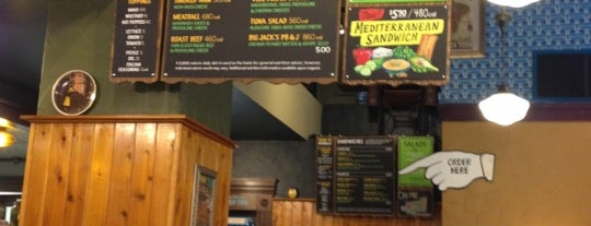 Potbelly Sandwich Shop is one of Eat Midtown.