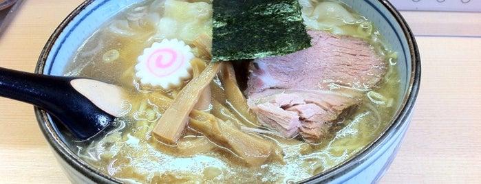 いつみ屋 is one of ラーメン!拉麺!RAMEN!.