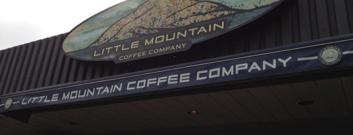 Little Mountain Coffee Company is one of Cafes to go to.