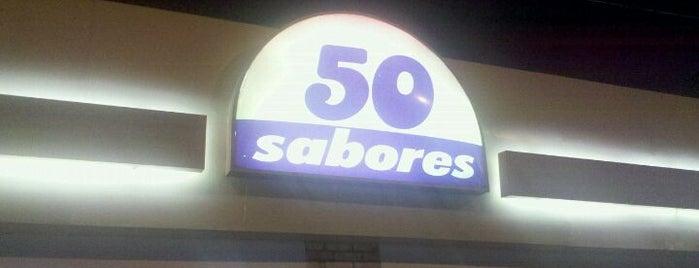 Sorveteria 50 Sabores is one of Guia de Fortaleza!.