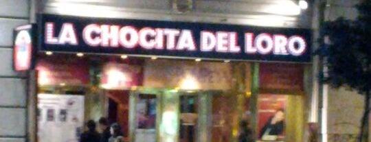 La Chocita del Loro Senator is one of Espectáculos.