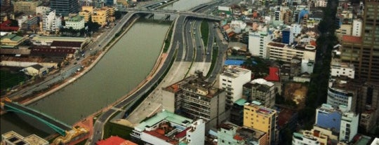 Saigon Skydeck is one of Hav-to-go places in HCM City....