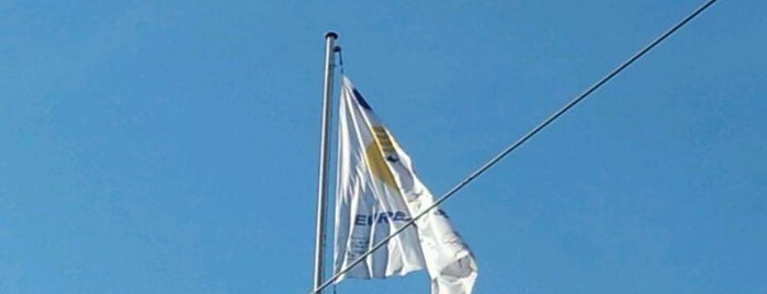 La Ikurriña del Arriaga is one of let's get Bilbao's badge (Spain) #4sqCities.