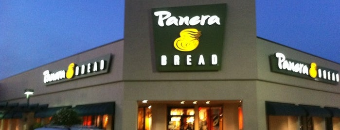 Panera Bread is one of Top picks for Cafés.