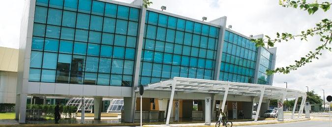 Aeroporto Internacional de João Pessoa / Castro Pinto (JPA) is one of João Pessoa #4sqCities.
