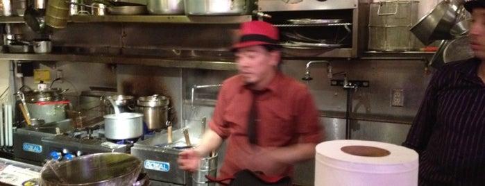 Ikemen is one of Top 50 restaurants in LA.