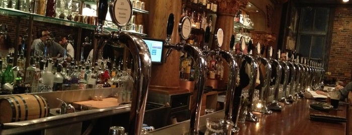 Stoddard's Fine Food & Ale is one of 40 Days Left in Boston.