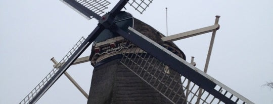 Molen Hollandia (Restaurant De Molen) is one of Dutch Mills - North 1/2.