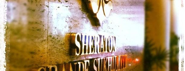 Sheraton Grande Sukhumvit Bangkok is one of Bangkok.