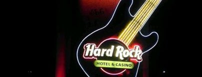 Hard Rock Hotel & Casino is one of Oklahoma Must Try.