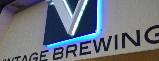 Vintage Brewing Co. is one of Breweries to Visit.