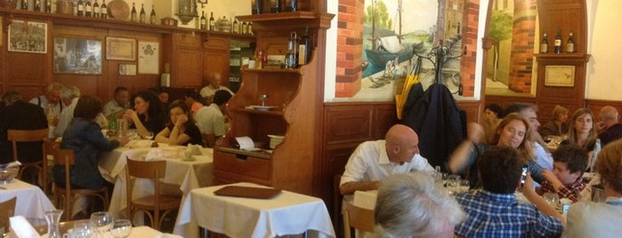 Trattoria Perilli is one of Rome.