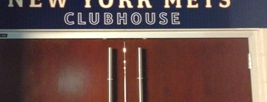 Mets Clubhouse is one of Baseball Venue NY.
