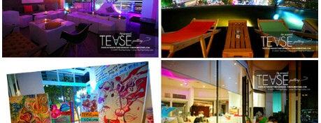 """Tease Gallery is one of """" Nightlife Spots BKK.""""."""