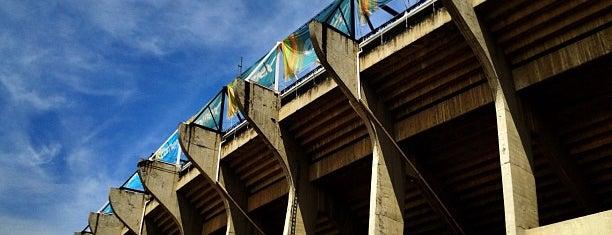 Estadio Azteca is one of Lugares favoritos en el D.F y Edo de Mex.