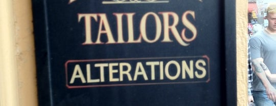 Flormont Tailor & Alterations is one of Shopping.