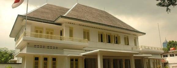 Museum Perumusan Naskah Proklamasi is one of Museum dan Monumen di Jakarta.