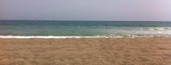 Playa de Guadalmar / San Julián is one of Favorite Great Outdoors.
