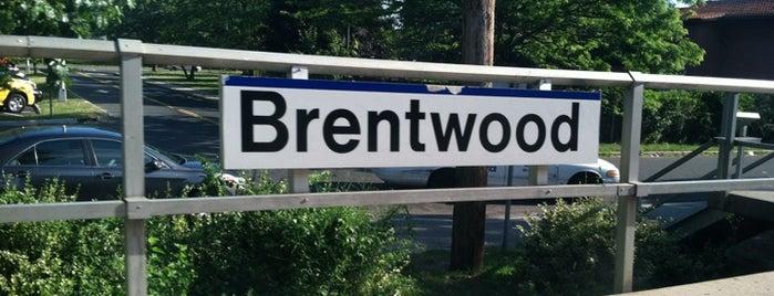 Brentwood Train Station Long Island Ny