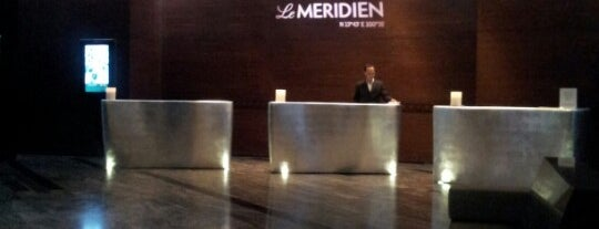 Le Méridien Bangkok is one of Hotel.