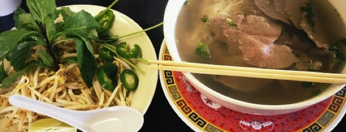 Pho Asian Noodle House & Grill is one of C'BUS- Ethnic Route.