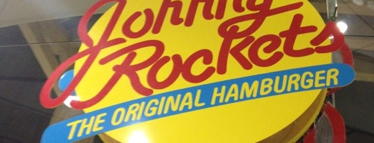 Johnny Rockets is one of Anny-list.