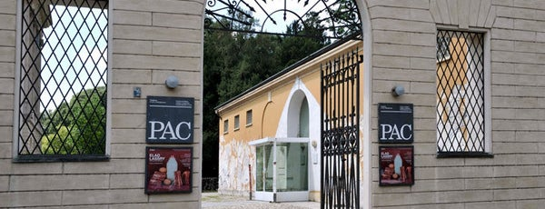 PAC - Padiglione d'Arte Contemporanea is one of my greatest hits.