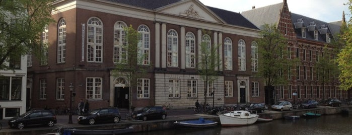 Compagniecafé is one of Old buildings with taste in Amsterdam.