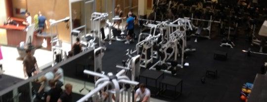 Equinox Pine Street is one of Favorite Gyms.