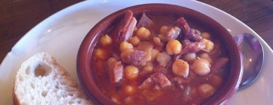 Reca is one of Tapas en Granada / Best tapas in Granada.