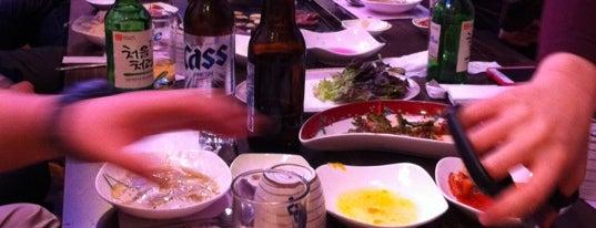 속리산 한우갤러리 is one of Must-visit Food in 서울특별시.