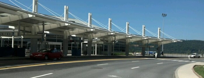 Harrisburg International Airport (MDT) is one of Airports been to.
