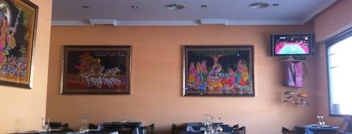 Restaurante Hindú Taj Mahal is one of Mis restaurantes.