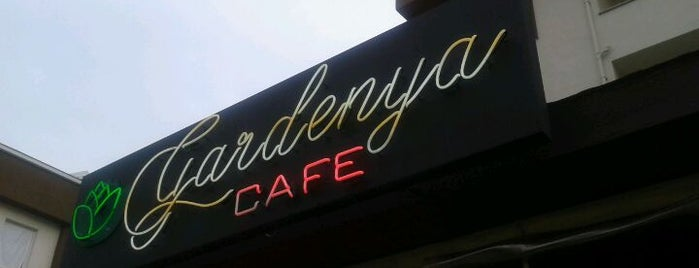 Gardenya Coffee & Cake & Food is one of trabzon.