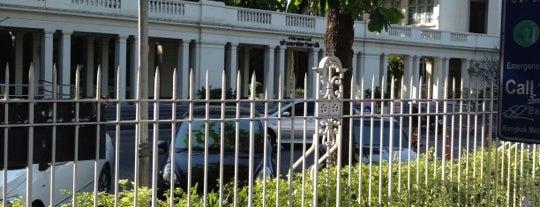 ประตูใหญ่จุฬาลงกรณ์มหาวิทยาลัย is one of Chulalongkorn University.