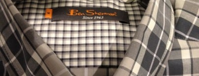 Ben Sherman is one of Must-visit Clothing Stores in Boston.