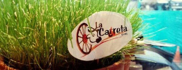 La Carreta Grill is one of Restaurants.