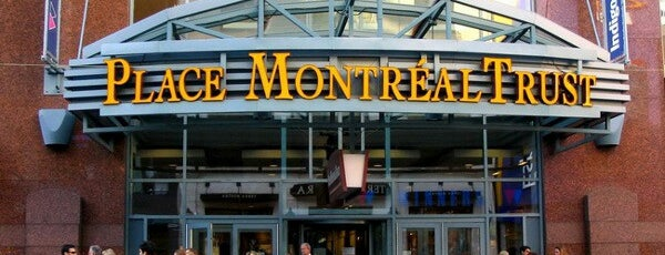 Place Montréal Trust is one of DEUCE44 III.