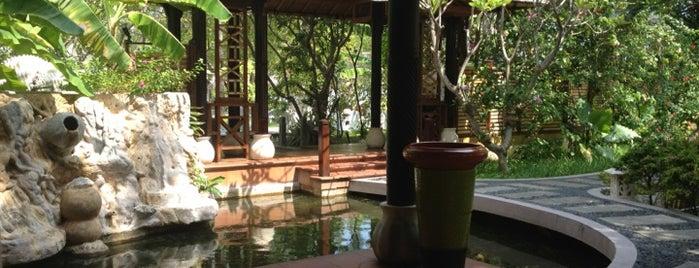 Araamu Spa is one of เที่ยวพักร้อนที่ Maldives.