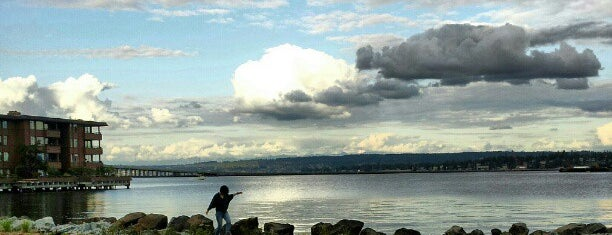 Madison North Beach Park is one of Seattle's 400+ Parks [Part 1].