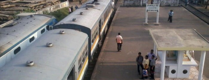 Ratmalana Railway Station is one of Railway Stations In Sri Lanka.