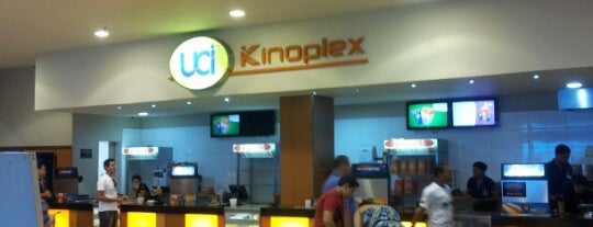 UCI Kinoplex is one of Locais para passear, relaxar e se divertir.