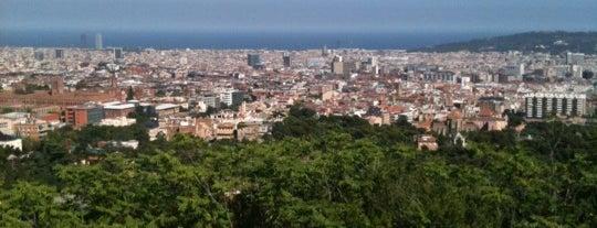 Mirador Collserolla is one of Museus i monuments de Barcelona (gratis, o quasi).
