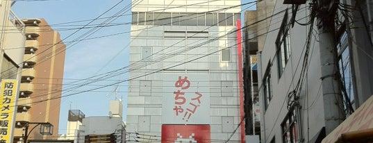 タイトーステーション 大阪日本橋店 is one of 関西のゲームセンター.