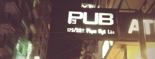 Le PUB Saigon is one of Khu Tây Balo.