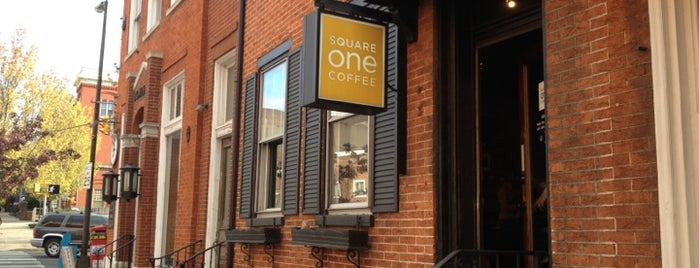 Square One Coffee is one of Lancaster.