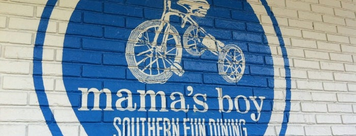 Mama's Boy is one of Guide to Athens's best spots.