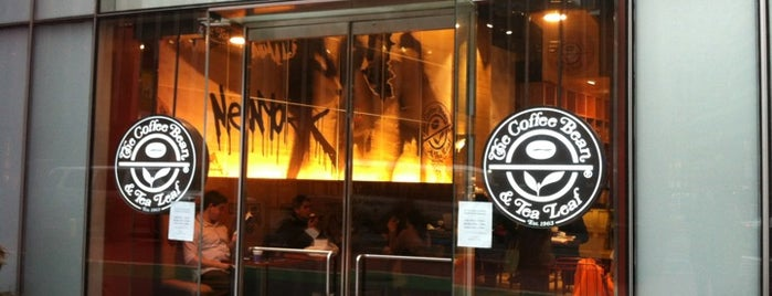 The Coffee Bean & Tea Leaf is one of Kosher Restaurants.