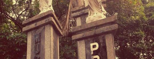 Museum Taman Prasasti is one of Enjoy Jakarta 2012 #4sqCities.